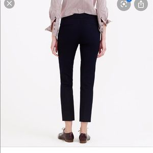 J. Crew Campbell pant Size 12 Charcoal
